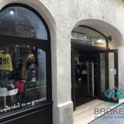 Cession de bail Local commercial Chambéry 140 m²