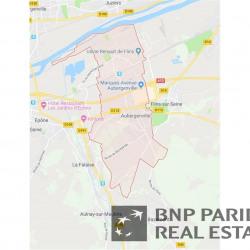 Location Local d'activités Aubergenville 400 m²