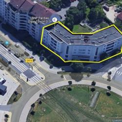 Location Bureau Dijon 39 m²