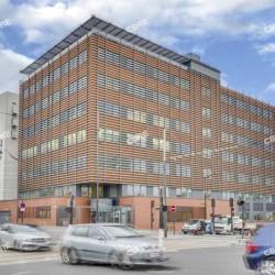 Location Bureau Paris 18ème 610 m²