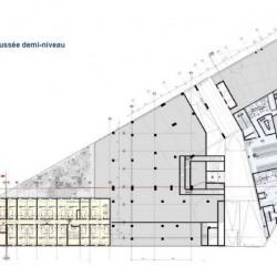 Location Bureau Paris 13ème 12186 m²
