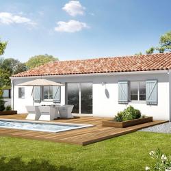 Maison  5 pièces + Terrain  255 m² Clavette