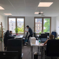 Location Bureau Paris 11ème 150 m²