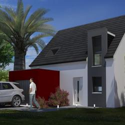 Maison  4 pièces + Terrain  250 m² Fosses
