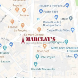 Location Local commercial Paris 3ème 18 m²