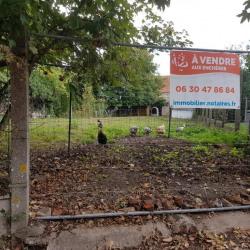 Vente Terrain Avesnes-le-Comte 523 m²