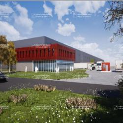 Location Entrepôt Durtal 30529 m²