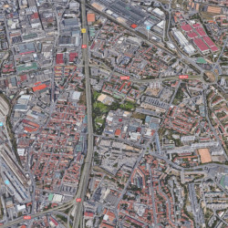 Location Local d'activités Marseille 14ème 1175 m²