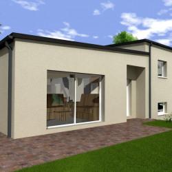 Maison  4 pièces + Terrain  588 m² Rodez