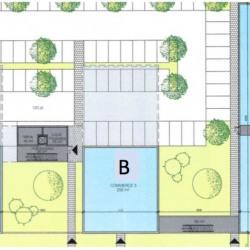 Location Bureau Anzin 609 m²