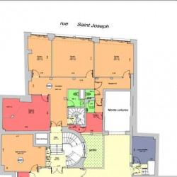 Location Bureau Paris 2ème 847 m²