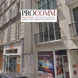 Vente Local commercial Paris 16ème 46 m²