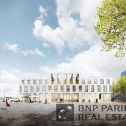 Location Bureau Bordeaux 4293 m²