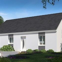 Maison  4 pièces + Terrain  1578 m² Mailly-Maillet