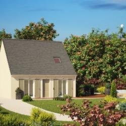 Maison  4 pièces + Terrain  700 m² Abbecourt