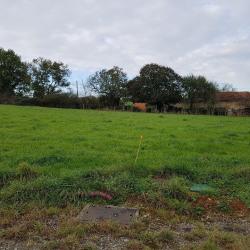 Terrain  de 1454 m²  Sainte-Colombe  (16230)