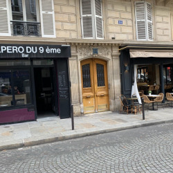 Location Local commercial Paris 9ème 14 m²