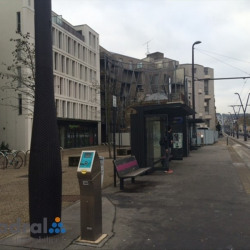 Location Bureau Nancy 45 m²