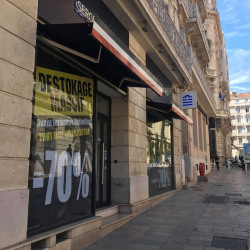 Cession de bail Local commercial Toulon 200 m²