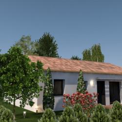 Maison  5 pièces + Terrain  399 m² La Tourlandry