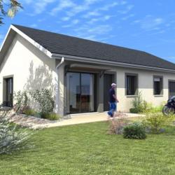 Maison  3 pièces + Terrain  400 m² Virignin