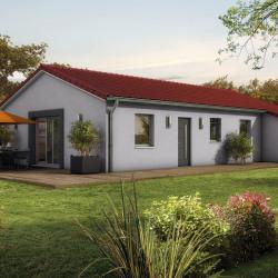 Maison  4 pièces + Terrain  660 m² Artonne