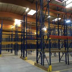 Location Bureau Aulnay-sous-Bois 2044 m²