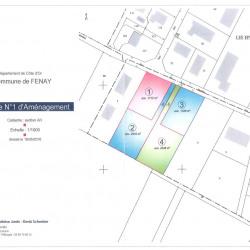 Vente Terrain Fénay 8098 m²
