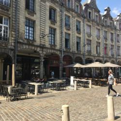 Cession de bail Local commercial Arras 215 m²