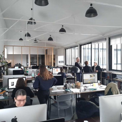 Location Bureau Paris 11ème 145 m²