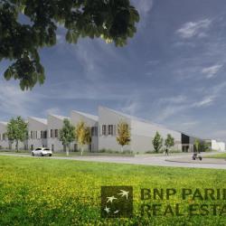 Vente Local d'activités Massy 4849 m²