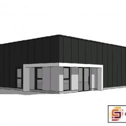 Location Local d'activités Saint-Jean-de-la-Neuville 180 m²