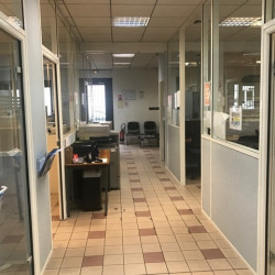Location Bureau Clichy 780 m²