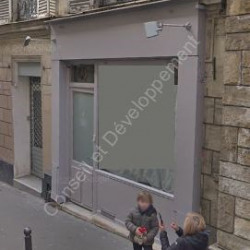 Vente Local commercial Paris 9ème 33 m²