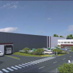 Vente Local d'activités Goussainville 3776 m²