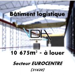 Location Entrepôt Castelnau-d'Estrétefonds (31620)