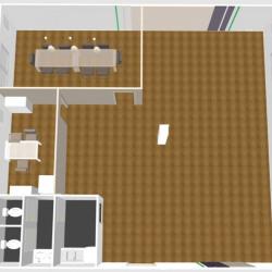 Location Bureau Viroflay 150 m²