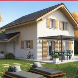 Maison  4 pièces + Terrain  400 m² Saint-Maurice-de-Rotherens