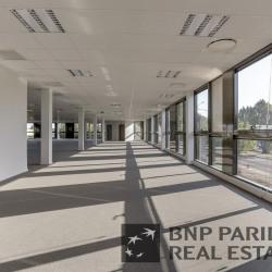 Location Bureau Pessac 4632 m²
