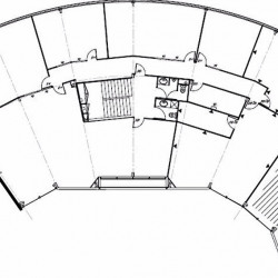 Location Bureau Mérignac 186 m²