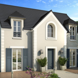 Maison  6 pièces + Terrain  250 m² Sarcelles