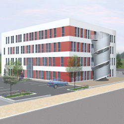 Location Bureau Quetigny 2120 m²