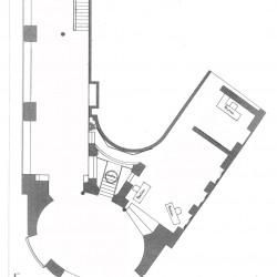Cession de bail Local commercial Paris 8ème 552 m²