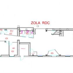 Vente Bureau Limoges 715 m²