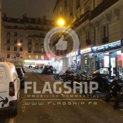 Location Local commercial Paris 10ème 28 m²