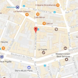 Location Local commercial Paris 18ème 25 m²