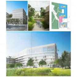 Vente Bureau Champs-sur-Marne 4100 m²