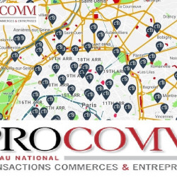 Cession de bail Local commercial Aubervilliers 50 m²
