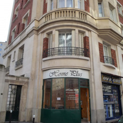 Location Local commercial Paris 18ème 15,5 m²