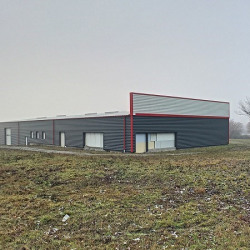 Vente Local d'activités Guéret 1000 m²